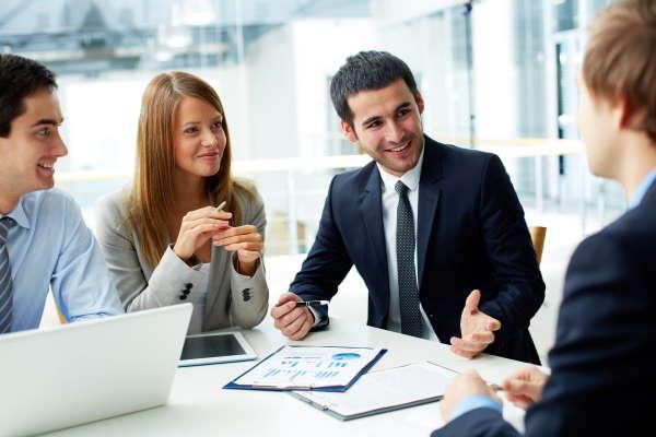 бізнес зустріч по бізнес візі сша