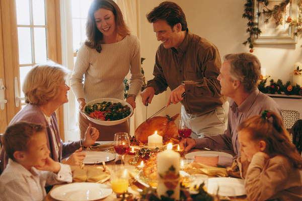 гостьова віза для поїздки в гості до родини