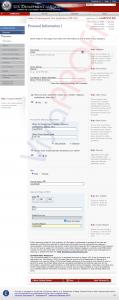Заповнення анкети DS-160. Розділ персональних даних (Personal and Passport Information)
