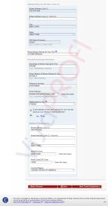 Заповнення анкети DS-160. Розділ про поїздку в США (Travel information)